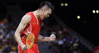 Chinese badminton legend Lin Dan announces retirement