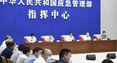 Chinese state councilor stresses all-out flood relief efforts