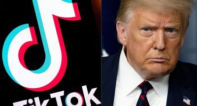 US 'robbery' of TikTok angers Chinese hi-tech companies