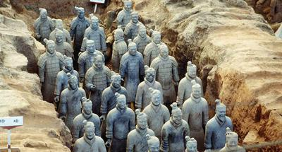 Terracotta Warriors see more visitors during summer vacation