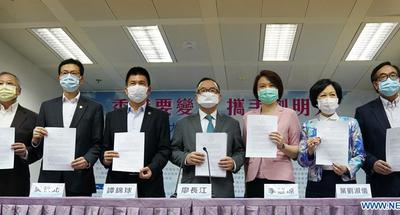 Hong Kong alliance calls for unity to fight COVID-19, revive economy