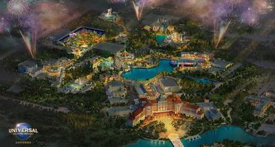 Universal Studios Beijing to start trial run in spring 2021