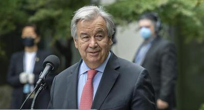COVID-19 expanding risks to peace everywhere, warns UN chief