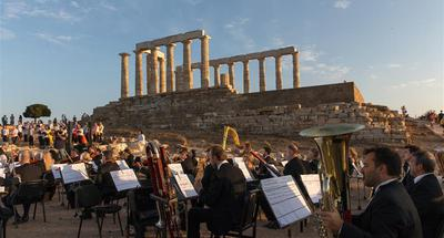 Musical at cape Sounion highlights Sino-Greek cooperation in culture and tourism