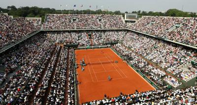 Only 1,000 people allowed per day at French Open