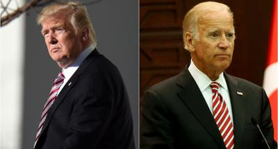 Trump, Biden to appear at competing town halls via different TV networks