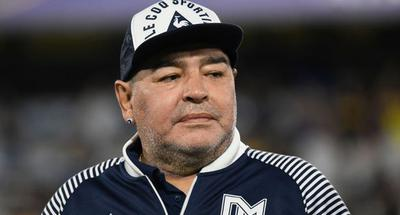 Maradona quarantined after bodyguard shows signs of COVID-19