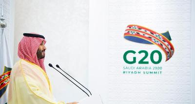 Saudi G20 presidency proposes initiative to enhance access to pandemic tools