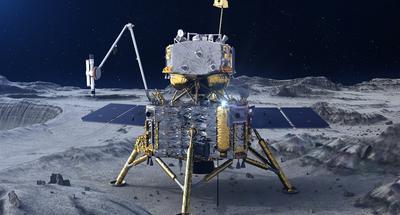 China's Chang'e-5 completes sampling on moon