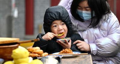 Laba Festival celebrated across China