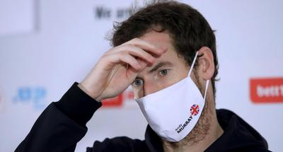 Andy Murray withdraws from the Australian Open