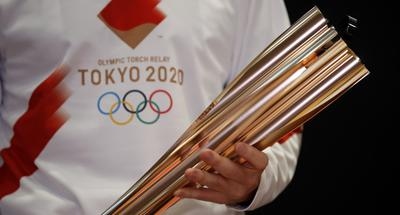 International runners unlikely at Tokyo Olympic torch relay