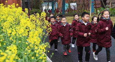 China's preschool enrollment rate reaches 85.2 pct