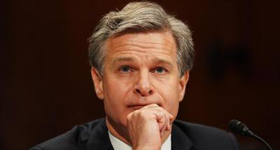 FBI chief says Jan. 6 Capitol riot is domestic terrorism