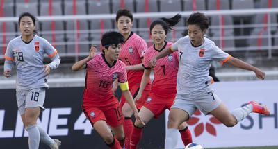 China unveils 20-woman squad for Tokyo Olympic football qualification