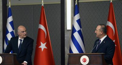 Turkey says issues with Greece can be resolved via dialogue