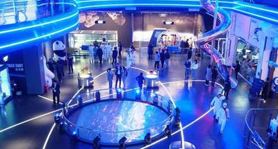 Immersive museum opens to promote China's aerospace popularization