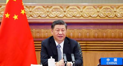 Xi calls for 'unprecedented ambition, action' to build community of life