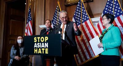 U.S. Senate passes bill targeting anti-Asian hate crimes