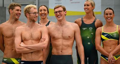Second coronavirus vaccines delayed for Australian Olympic swimmers