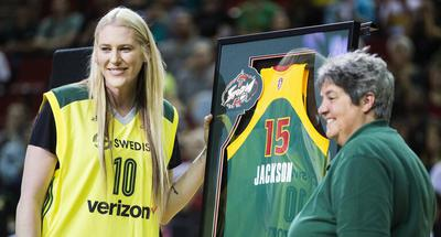 Australian sporting icon Lauren Jackson inducted into Basketball Hall of Fame
