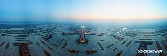 北京新国际机场建成 5