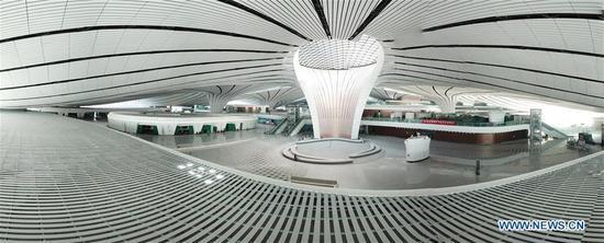 北京新国际机场建成 6