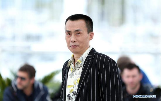 Actor Chen Yongzhong attends the photocall for