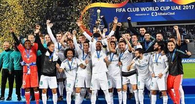 Real Madrid wins FIFA Club World Cup final