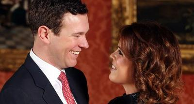Princess Eugenie engaged to Jack Brooksbank