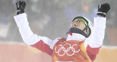 Jia wins silver of men's freestyle skiing aerials