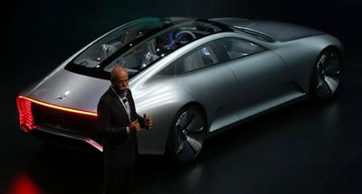 Daimler welcomes long-term shareholder from China