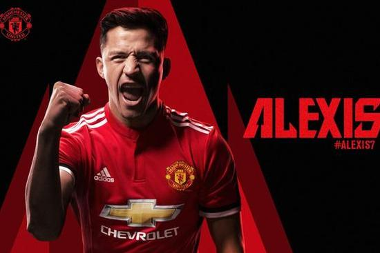 Alexis Sanchez joins Man Utd