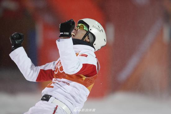 Jia Zongyang claims China's fifth silver at PyechongChang Olympics