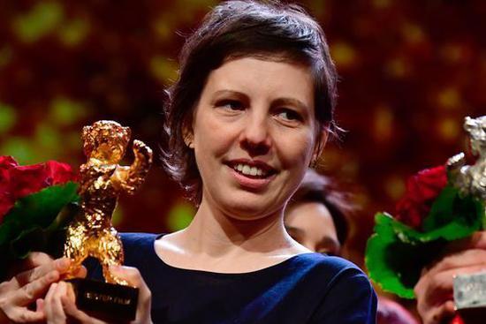 'Touch Me Not' wins Golden Bear Award at the Berlin Film Festival