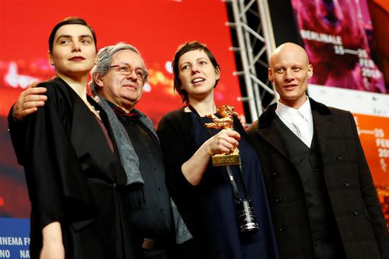 'Touch Me Not' wins Golden Bear Award at the Berlin Film Festival