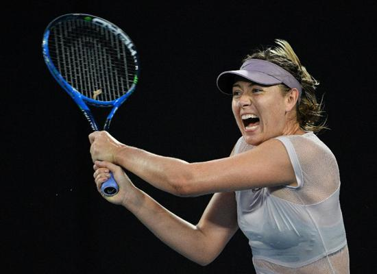 Former world number one Sharapova, twice a winner at Indian Wells, suffered a stunning defeat on Wednesday to Japanese No. 1 Naomi Osaka