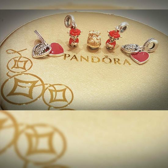 Preview of Pandora Chinese New Year 2018 Collections. /Morapandorablog Photo