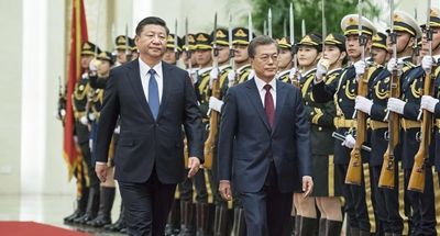 China, ROK agree to advance relations along right track