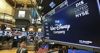 Disney to buy 21st Century Fox' assets for 52.4 bln USD in stock