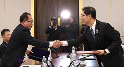 DPRK confirms deal with S. Korea on participation in Pyeongchang Winter Olympics