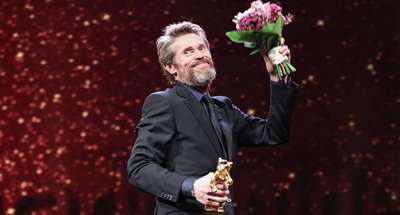 Willem Dafoe wins lifetime achievement award at Berlin Int'l Film Festival