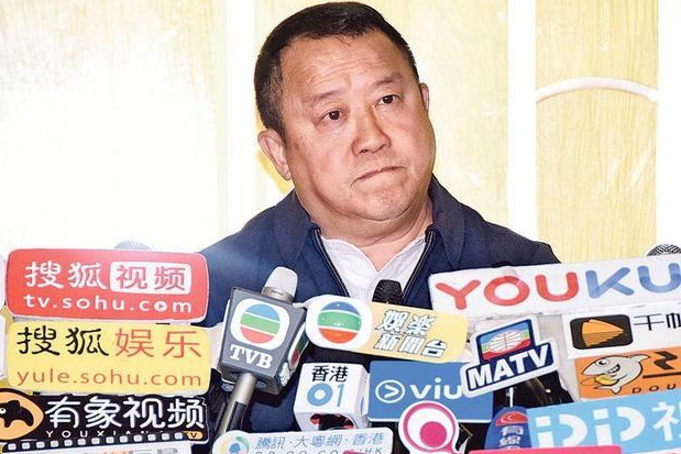 Hong Kong star Eric Tsang denies sexual assault allegations