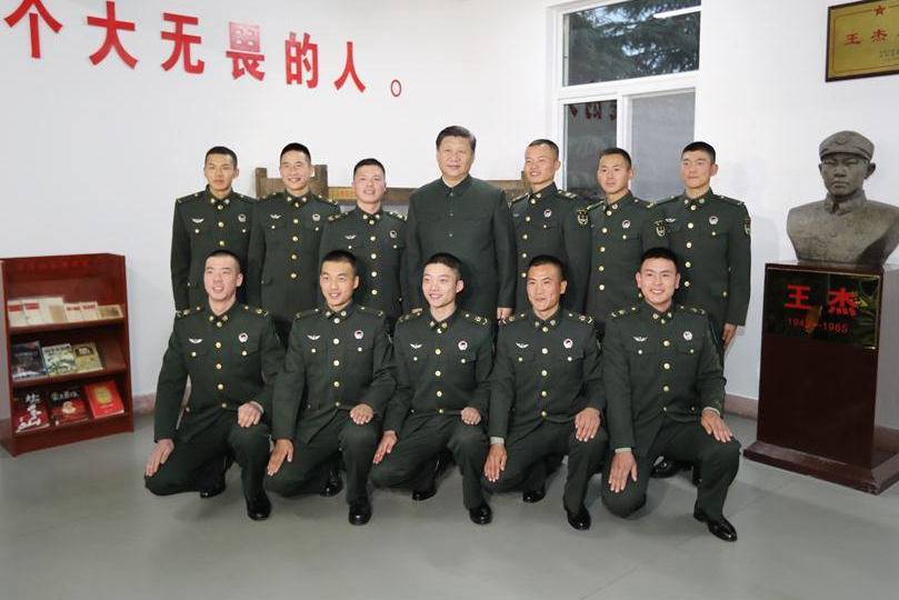 Xi stresses army restructuring to enhance combat readiness