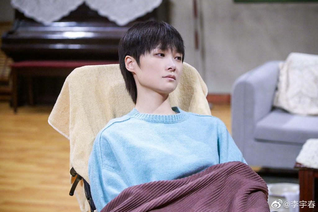 """""""马嘉祺""""原主演任素汐大赞李宇春演技:莫谦虚"""