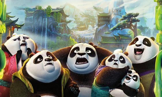"""《功夫熊猫3》票房""""美中不足""""?"""