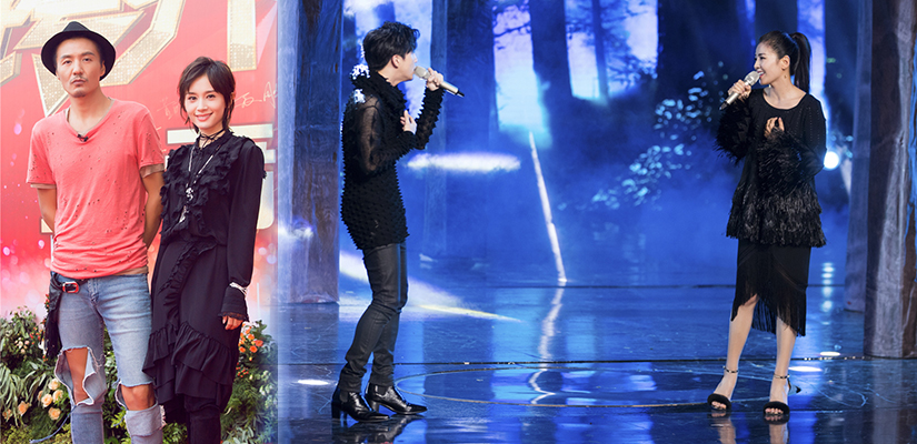 《跨界歌王》王子文见朴树害羞 刘涛薛之谦舞台浪漫