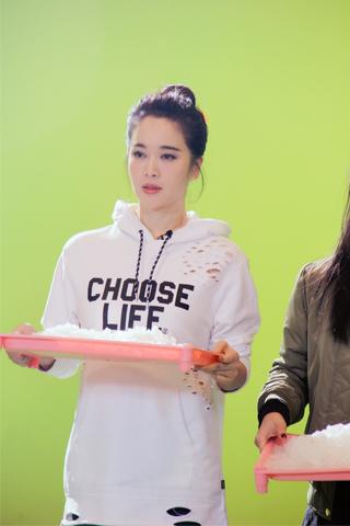 左小青宣传片拍摄花絮