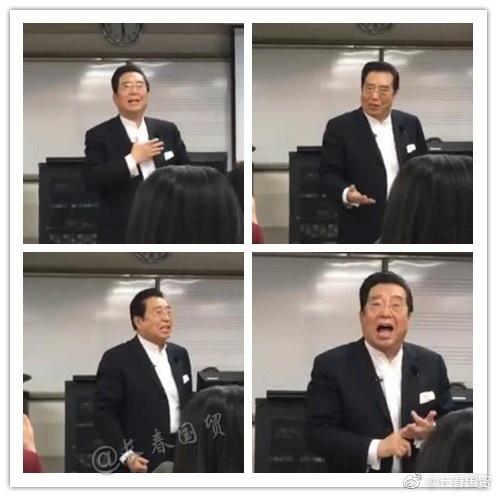 78岁李双江老当益壮登台授课