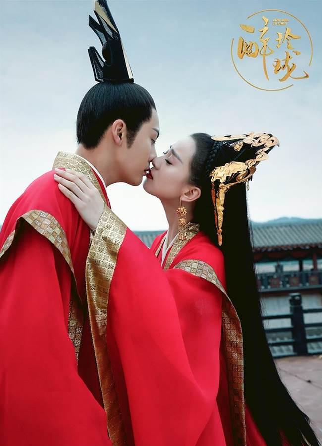 刘诗诗与陈伟霆拍吻戏 老公吴奇隆自动回避消失